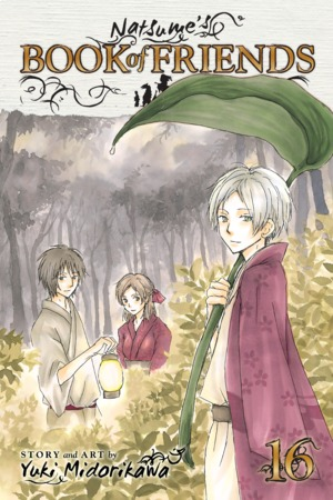 Natsume's Book of Friends , Volume 16
