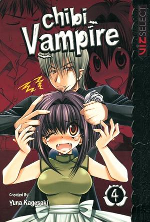 Chibi Vampire, Volume 4