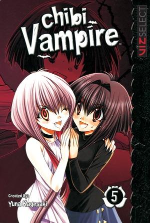Chibi Vampire, Volume 5