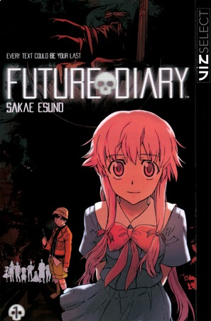 Future Diary Vol. 1: Future Diary, Volume 1