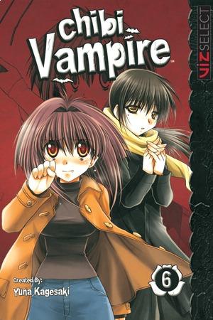 Chibi Vampire, Volume 6