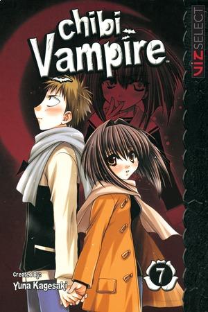 Chibi Vampire, Volume 7