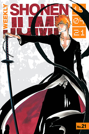 Weekly Shonen Jump: Apr 21, 2014