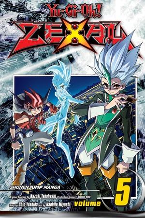 Yu-Gi-Oh! Zexal Vol. 5: Yu-Gi-Oh! Zexal, Volume 5
