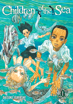 Children of the Sea , Volume 1