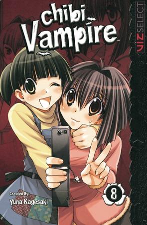 Chibi Vampire, Volume 8