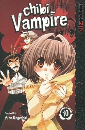 Chibi Vampire, Volume 10