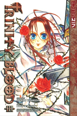 Trinity Blood Vol. 3: Trinity Blood, Volume 3