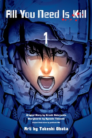 All You Need is Kill Vol. 1: All You Need is Kill, Volume 1