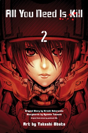 All You Need is Kill Vol. 2: All You Need is Kill, Volume 2