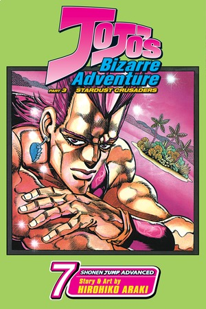 JoJo's Bizarre Adventure: Stardust Crusaders--Part 3 Vol. 7: The Three Wishes