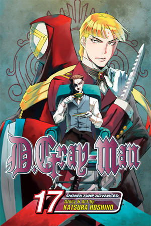 D.Gray-man Vol. 17: Parting Ways