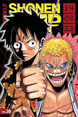 Weekly Shonen Jump: Jun 23, 2014