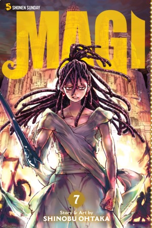Magi: The Labyrinth of Magic, Volume 7