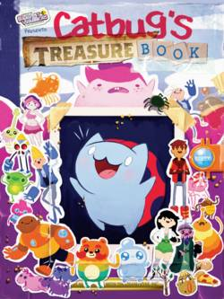 Bravest Warriors Presents: Catbug's Treasure Book