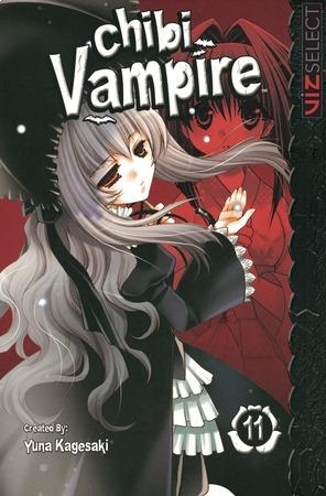Chibi Vampire, Volume 11