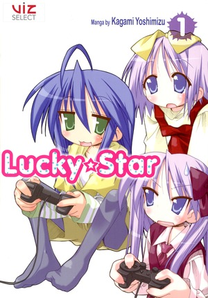 Lucky★Star , Volume 1