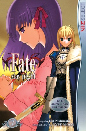 Fate/stay night, Volume 7