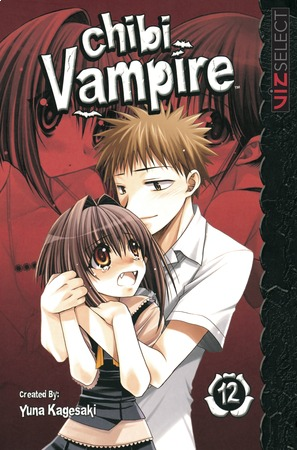 Chibi Vampire, Volume 12