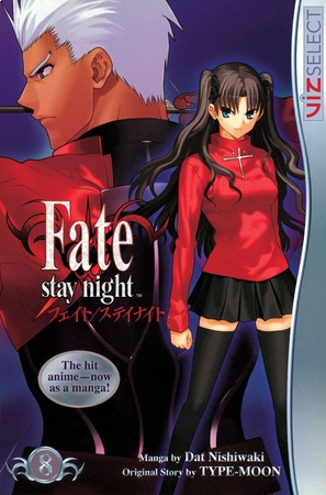 Fate/stay night, Volume 8