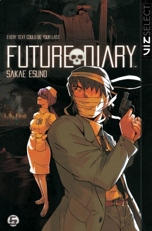 Future Diary Vol. 5: Future Diary, Volume 5