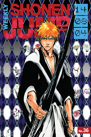 Weekly Shonen Jump: Aug 4, 2014