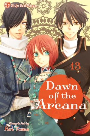Dawn of the Arcana Vol. 13: Dawn of the Arcana, Volume 13