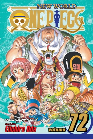 One Piece Vol. 72: Dressrosa's Forgotten