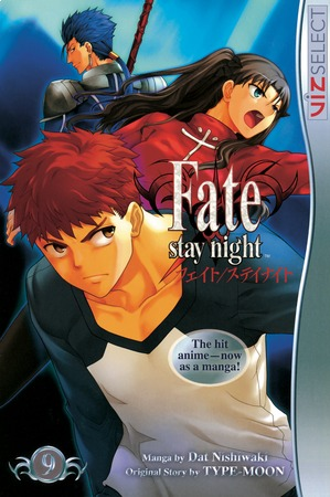 Fate/stay night, Volume 9