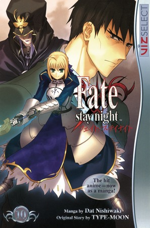Fate/stay night, Volume 10