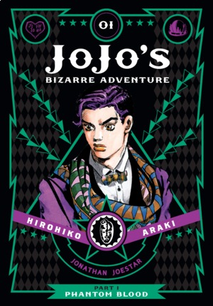 JoJo's Bizarre Adventure: Part 1--Phantom Blood Vol. 1: JoJo's Bizarre Adventure: Part 1--Phantom Blood, Volume 1