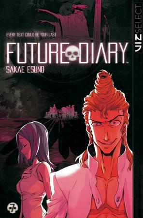 Future Diary Vol. 7: Future Diary, Volume 7