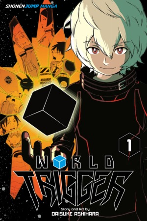 World Trigger Vol. 1: World Trigger, Volume 1