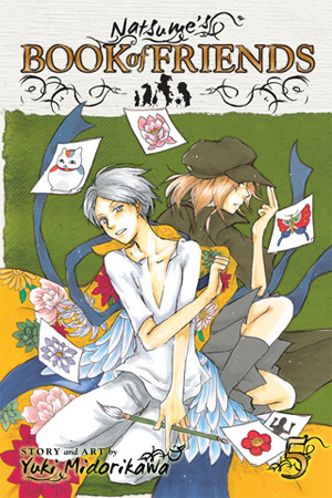 Natsume's Book of Friends Vol. 5: Natsume's Book of Friends, Volume 5