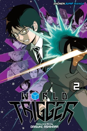 World Trigger Vol. 2: World Trigger, Volume 2