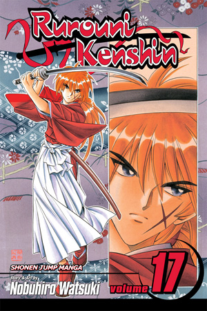 Rurouni Kenshin Vol. 17: The Age Decides the Man