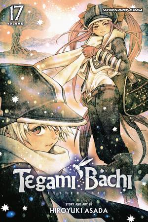 Tegami Bachi Vol. 17: Late Hire Chico