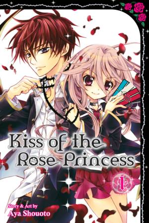 Kiss of the Rose Princess Vol. 1: Free Preview!!
