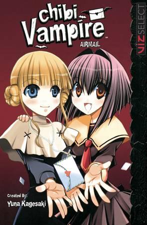 Chibi Vampire Airmail: Chibi Vampire Airmail, Volume 1
