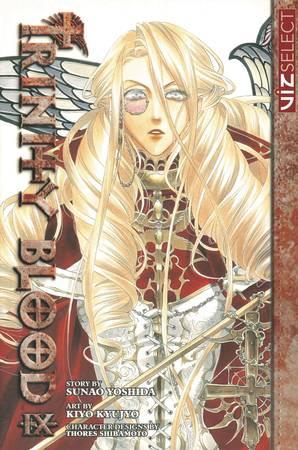 Trinity Blood Vol. 9: Trinity Blood, Volume 9