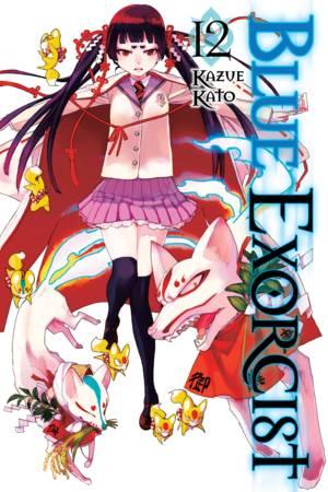 Blue Exorcist, Volume 12