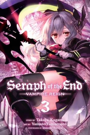 Seraph of the End Vol. 3: Seraph of the End, Volume 3