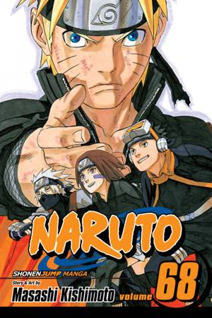 Naruto Vol. 68: Path