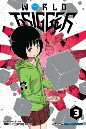 World Trigger Vol. 3: World Trigger, Volume 3