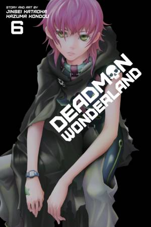 Deadman Wonderland, Volume 6