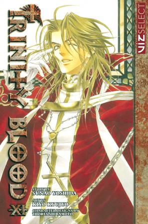 Trinity Blood Vol. 11: Trinity Blood, Volume 11