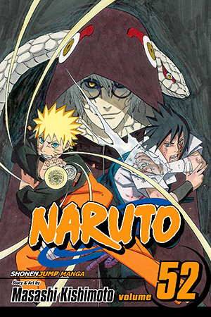 Naruto Vol. 52: Cell Seven Reunion