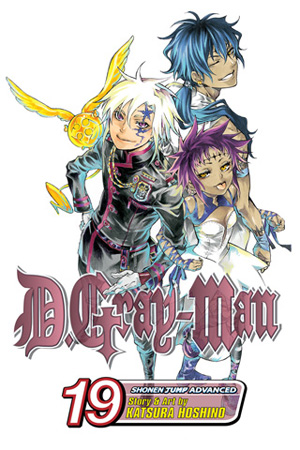 D.Gray-man Vol. 19: Born of Love and Hate
