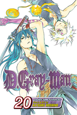 D.Gray-man Vol. 20: The Voice of Judah