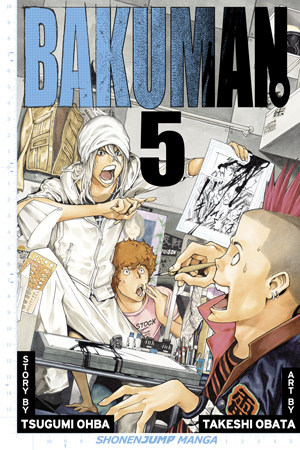 Bakuman。 Vol. 5: Yearbook and Photobook